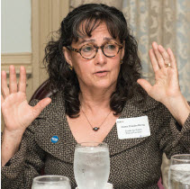 Anne Dunkelberg, Center for Public Policy