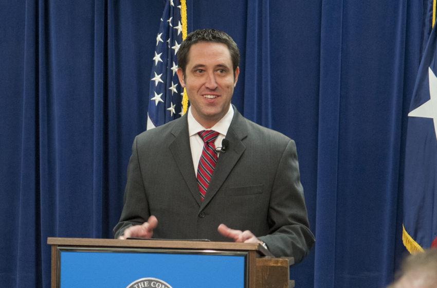 Texas Comptroller Glenn Hegar on Texas' Firm Economic Foundation