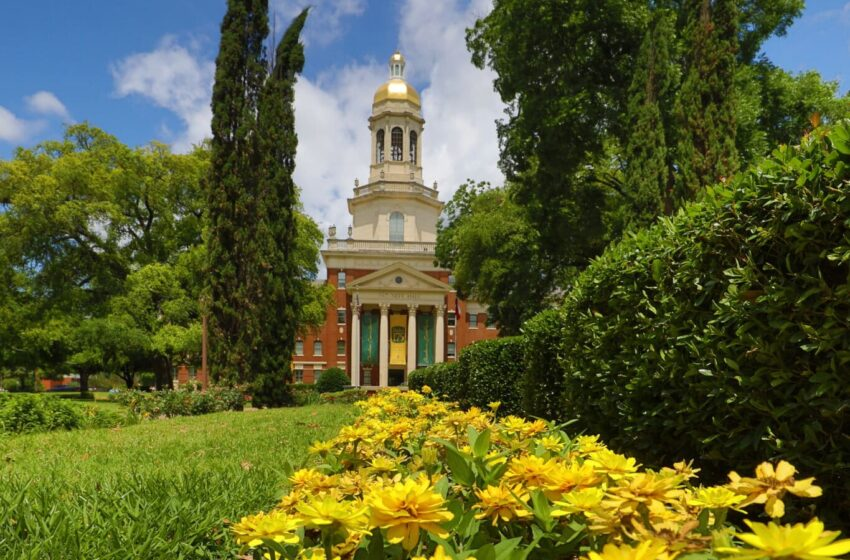 Taking Baylor to Tier 1: A Conversation with Dr. Linda A. Livingstone