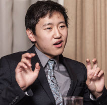 Canzhi Ye serves as CIO and mobile developer of Apps for Aptitude.