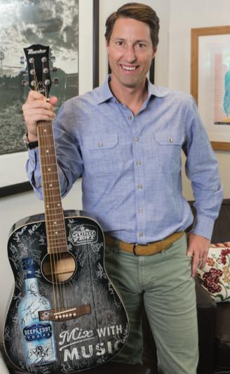 Clayton & Guitar