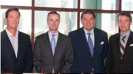 Greg Peters, Craig Cordola, Keith Maxwell & Dr. Jay Hartzell