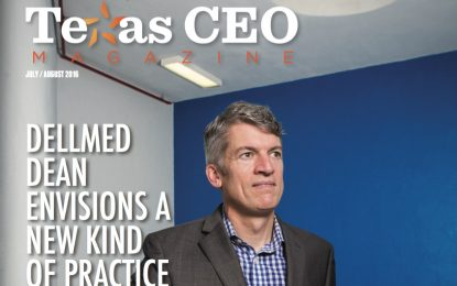 DellMed Dean Envisions A New Kind of Practice