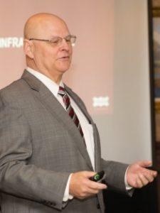 Jim Gandy, President, Frisco Development Corporation