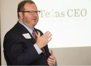 Joey Grisham, Director of Business Development, Irving Economic Development Partnership