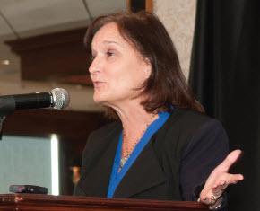 Kathy Doyle Thomas of Half Price Books