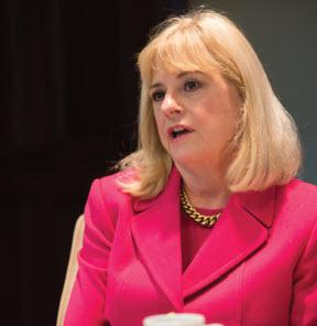 Linda Perryman Evans II - JA 13