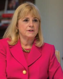 Linda Perryman Evans - JA 13