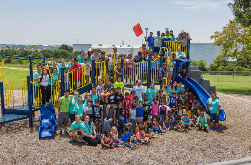 Building a Brighter Future for Central Texas Kids