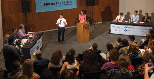 Philanthropitch 1 - JA 13