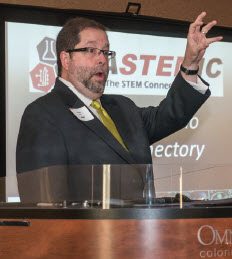 Scott Gray is Board Chair of SASTEMIC