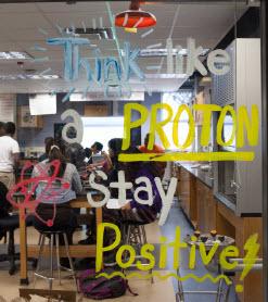 Think Like a Proton - MJ 14