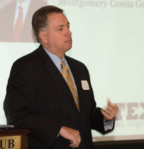 Tom Montgomery is co-managing partner of Montgomery, Cocia and Greilich