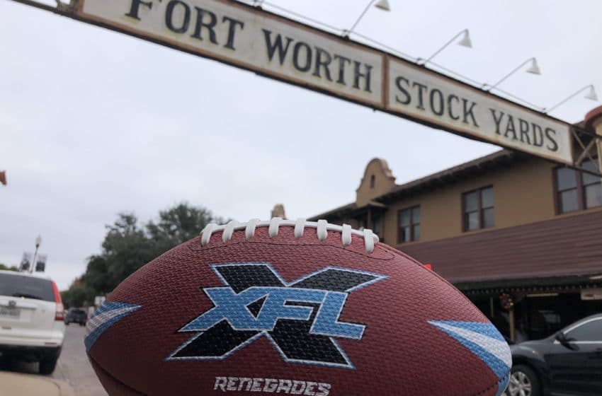 Bringing a Renegade Spirit to XFL 2.0