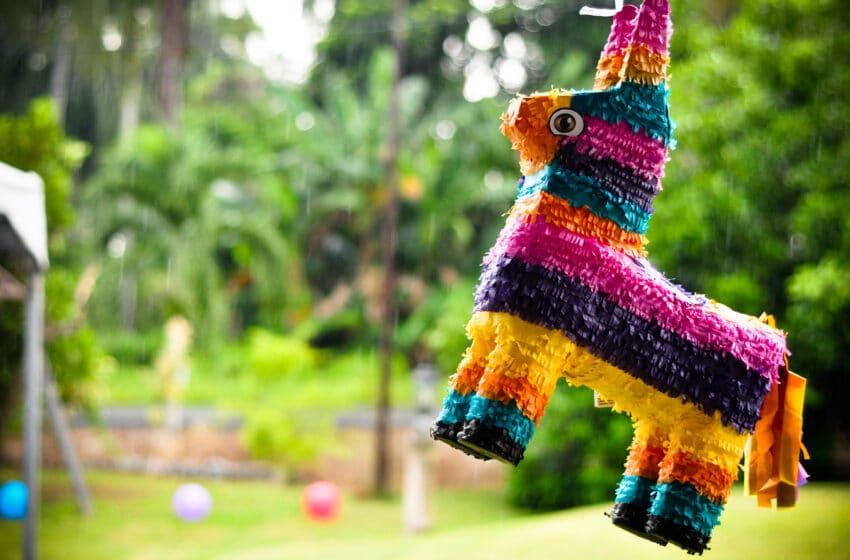 The Gay Piñatas