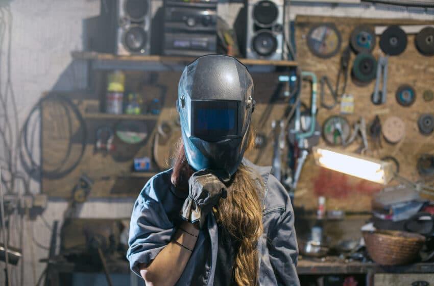 Women in Welding: Breaking into a Male-Dominated Industry