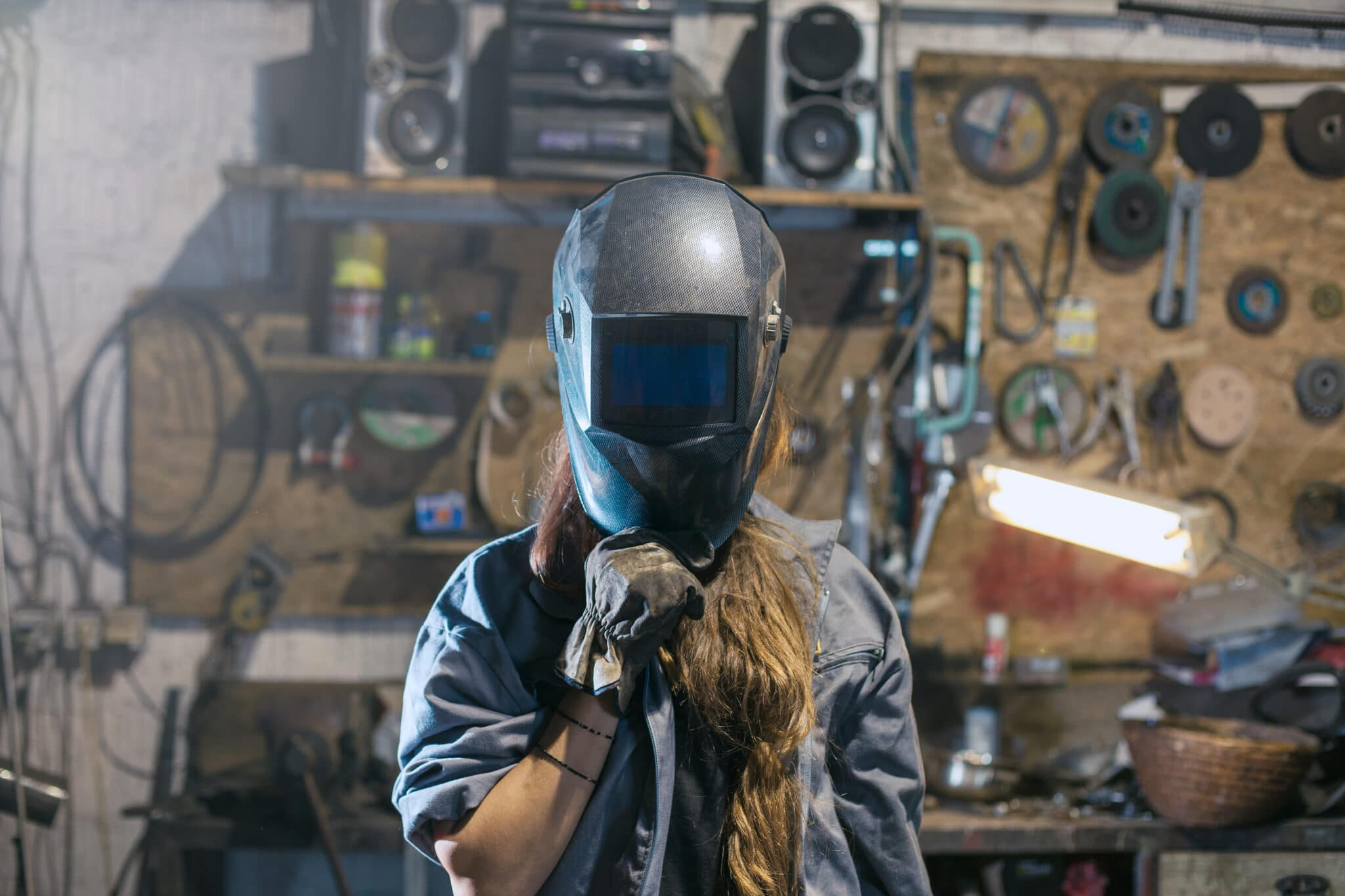 Women in Welding: Breaking into a Male-Dominated Industry