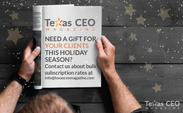 Give the Gift of Texas CEO Magazine